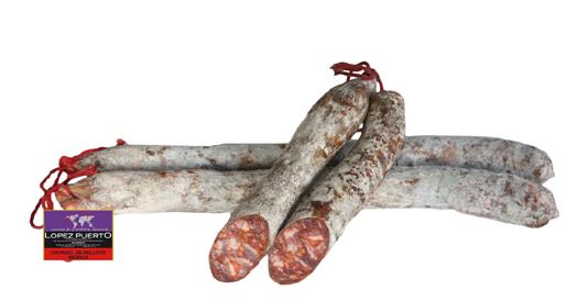Chorizo de bellota Ibérico